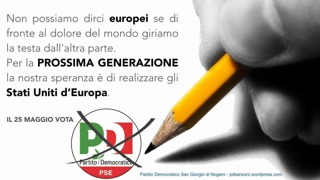 europee 2014 PD San Giorgio