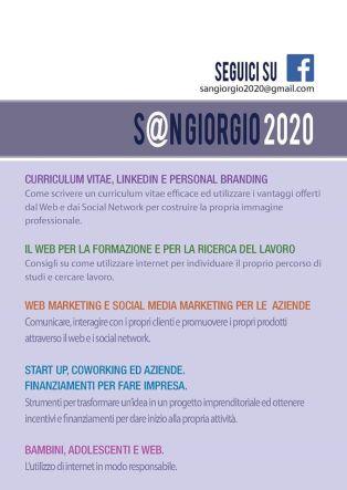 S@nGiorgio2020 slide 2