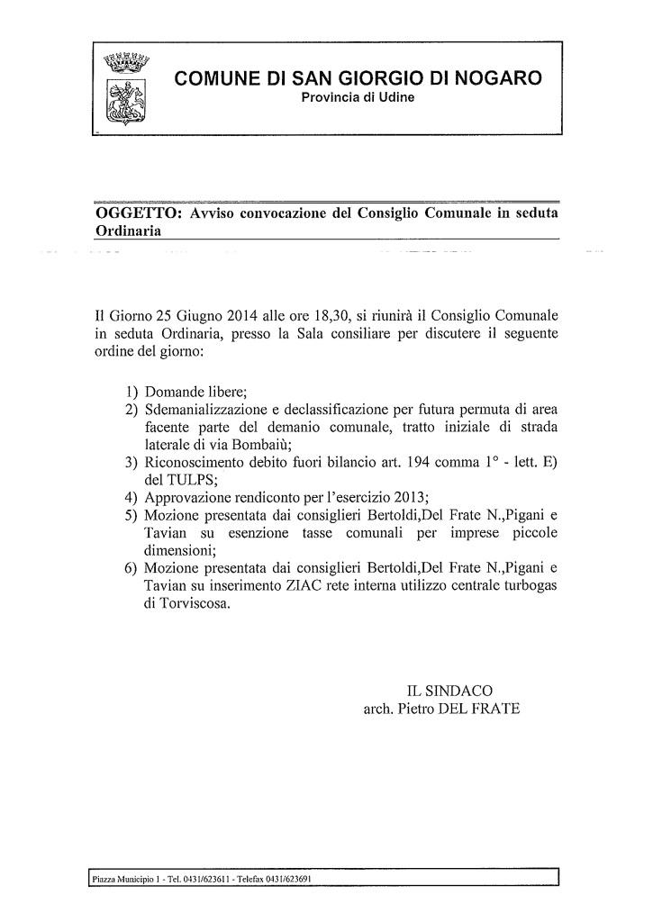 manifesto consiglio comunale 25-06-14