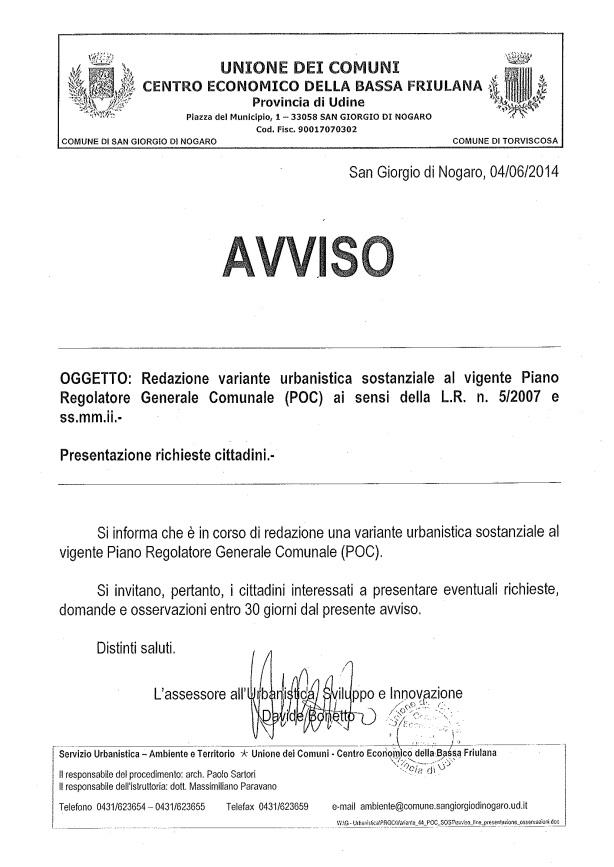 PRGC_-_AVVISO