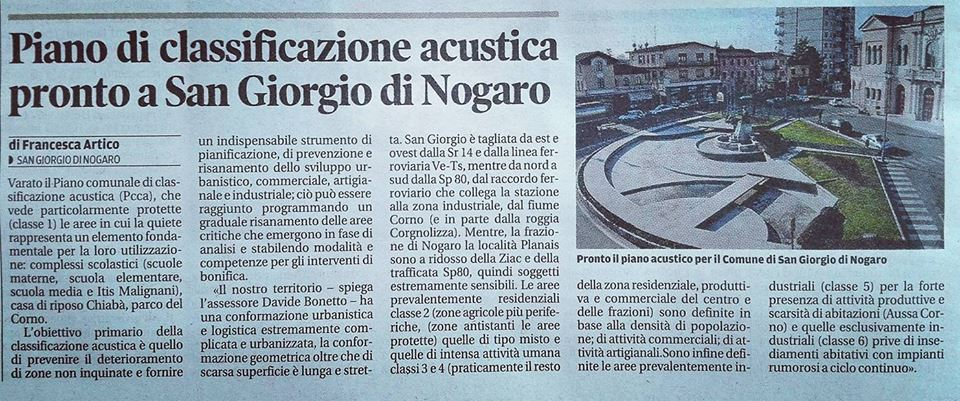 Messaggero Veneto 21.07.2015