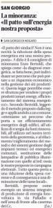 Messaggero Veneto 17.10.2015