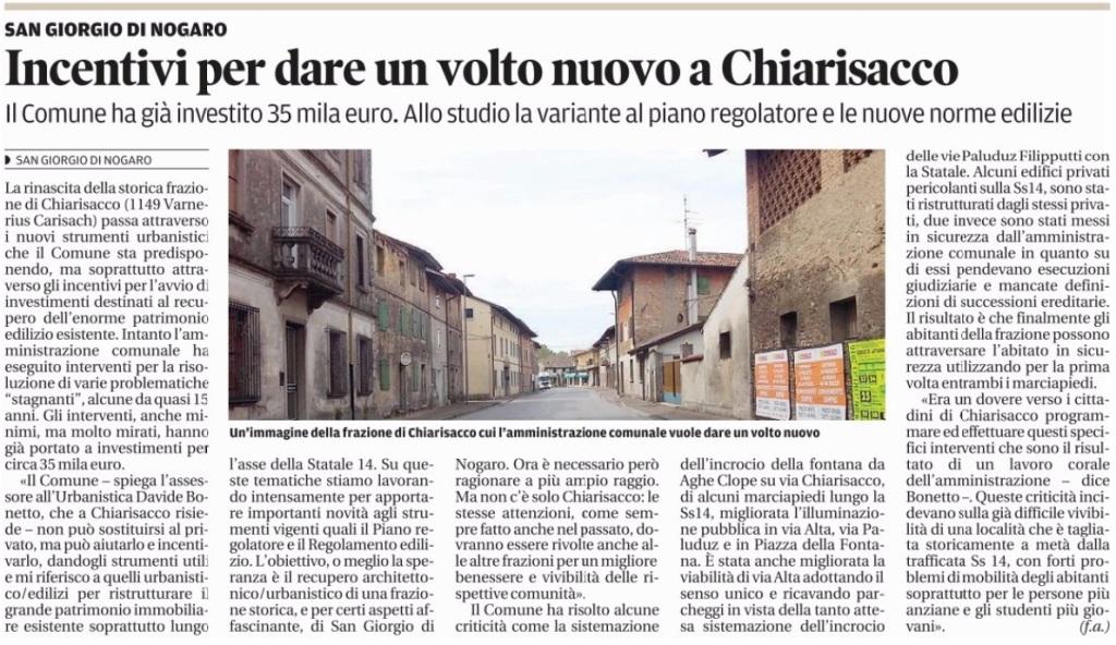 Messaggero Veneto 14.04.2016
