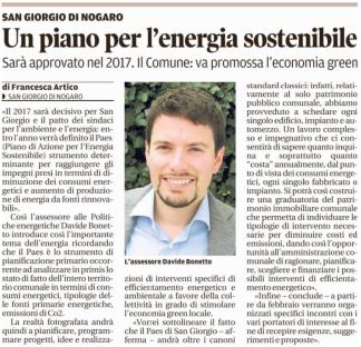 Messaggero Veneto 23.01.2017